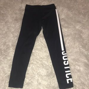 🛒Justice logo girls leggings 🛒🛒🛒🛒🛒🛒🛒